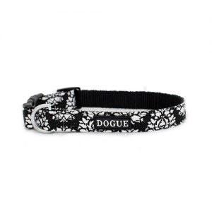 collar-dogue-fleur-black