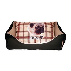 Cuccia per cane carlino
