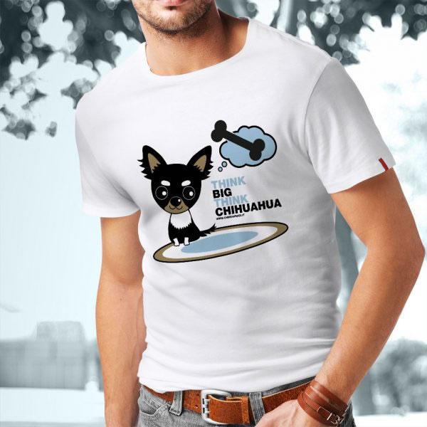 t-shirt Chihuapiadi