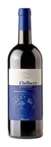 Il Belloccio - San Giovese - Podere San Giusto