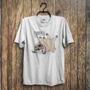 T-shirt cane carlino Ugopiadi