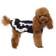 Nanette vestito per cani indossato