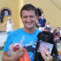 Foto del vincitore
