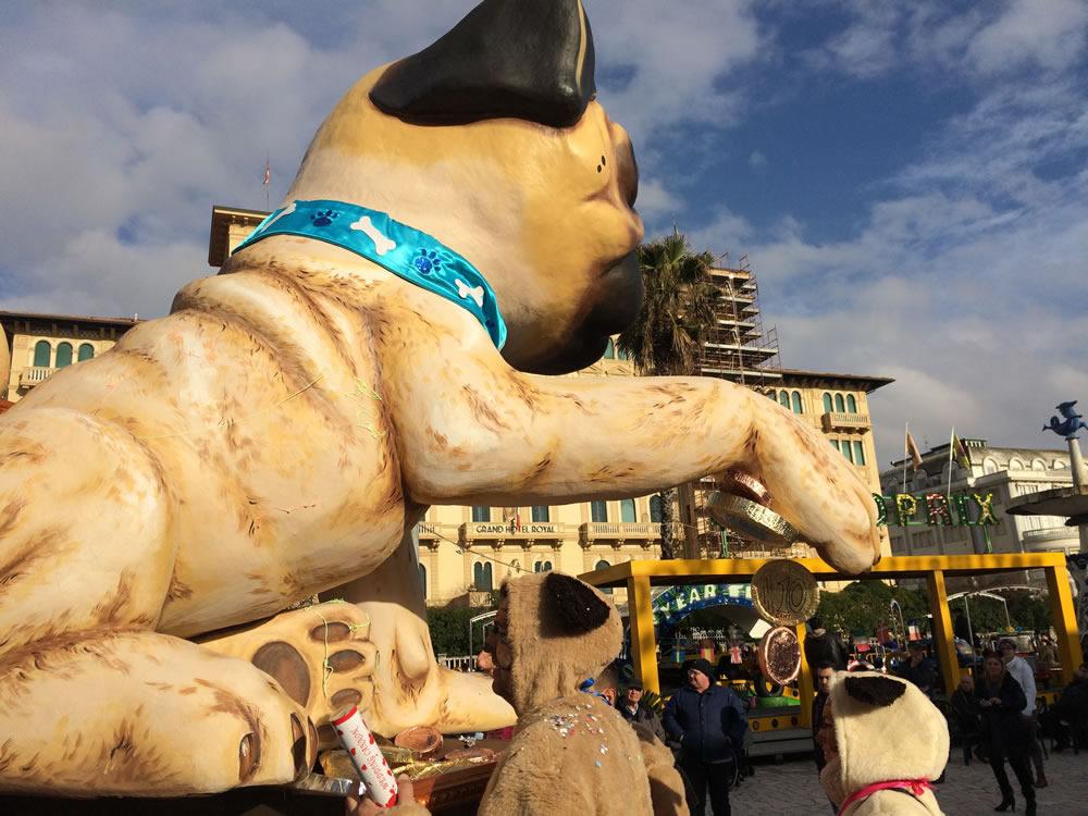 Il-resto-dal-Carlino-di-Rudy-Mazzone-Carnevale-di-Viareggio-2016-50