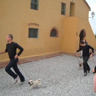Ugopiadi 2004 - Le olimpiadi del cane carlino 002