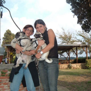 Ugopiadi 2004 - Le olimpiadi del cane carlino 005