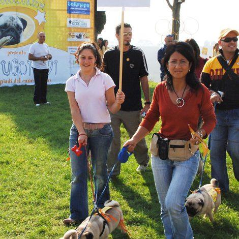 Ugopiadi 2005 - Le olimpiadi del cane carlino 004