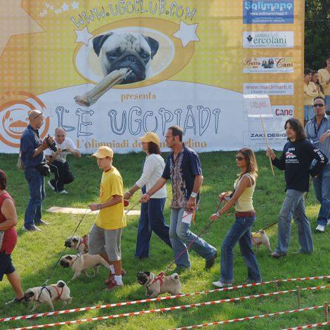 Ugopiadi 2005 - Le olimpiadi del cane carlino 005