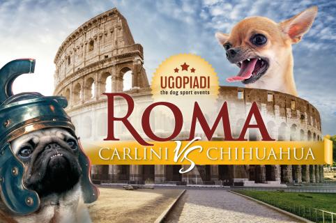 Carlini Vs Chihuahua, una Ugopiade speciale a Roma