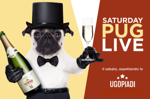 Saturday PUG Live con le Ugopiadi