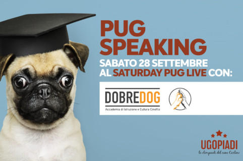 Dobre Dog al primo Saturday PUG Live