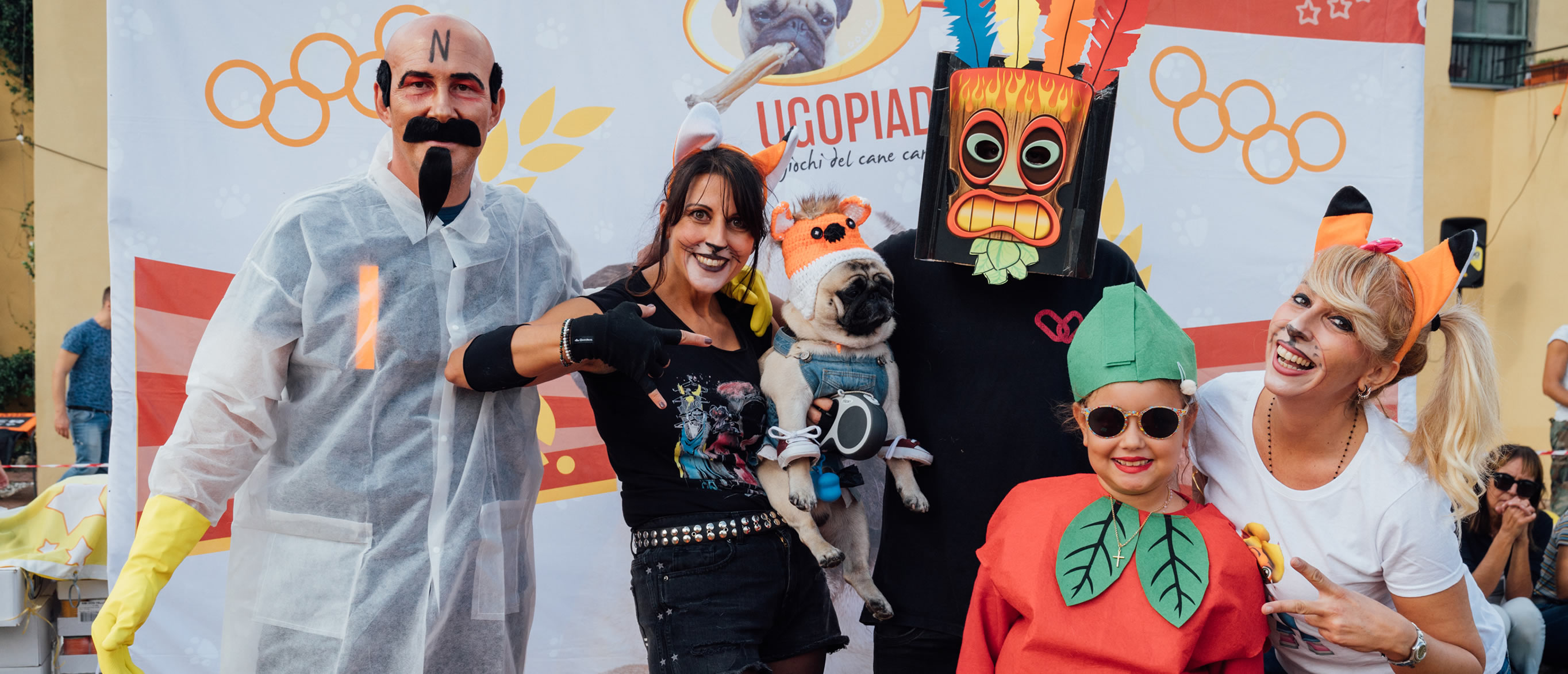 Ugopiadi 2019 - Le Olimpiadi del cane carlino